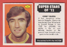 Crystal Palace Gerry Queen